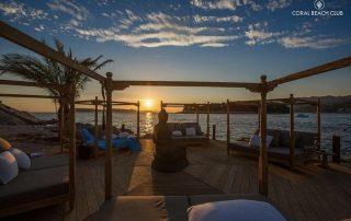Coral Beach Sundown